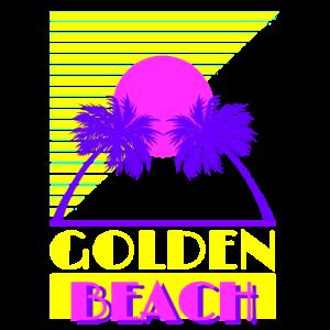 Golden Beach 80s