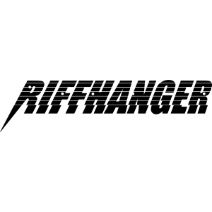 Riffhanger Girlie T-Shirt schwarz