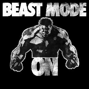 Beast Mode on!