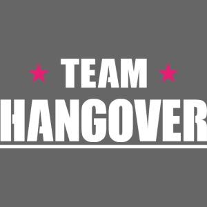 Team Hangover JGA Junggesellenabschied