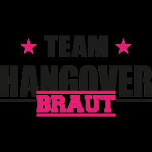 Team Hangover Braut Junggesellinnenabschied