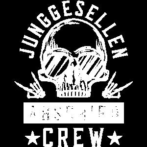 junggesellenabschied crew jga totenkopf