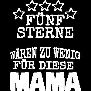 Fuenf Sterne fuer Mama
