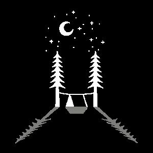 Zelten Sterne Natur Erde Wald