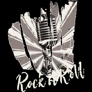 Rock n´Roll rockabilly heavy metal geschenk coole