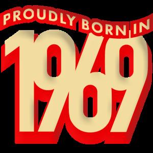 Geboren mit Stolz in 1969