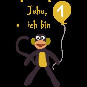 Erster Geburtstag Baby 1. Geburtstag Geschenkidee