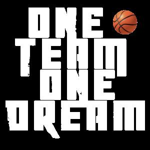 Basketball Teamshirt