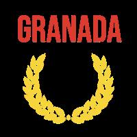 Granada Spanien Souvenir