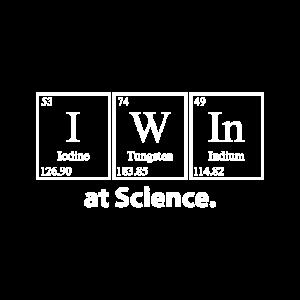 Ich gewinne beim Wissenschafts-Periodensystem