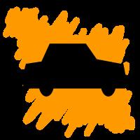 Kindermotiv Auto