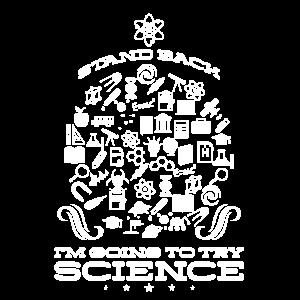 Wissenschaft labor geschenkidee nerd physik chemie