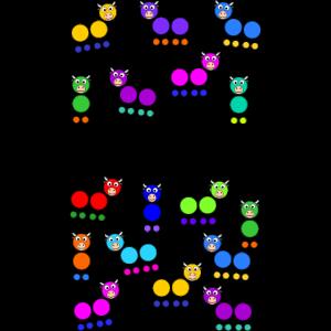 Moleküle + Kühe = Molekühe