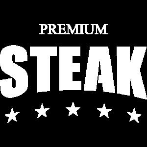 Premium Steak fünf Sterne