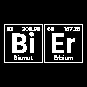 Bier Witzige Chemische Elemente Wissenschaft