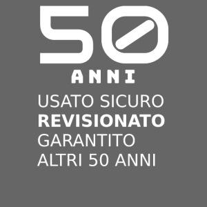 50 anni usato sicuro