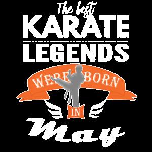 Karate-Legenden werden in May Boys geboren