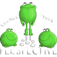 change your perspective - inspiration