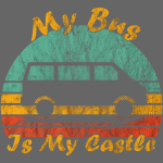 My Bus Is My Castle (Used)