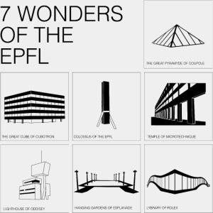7 wonders epfl bag