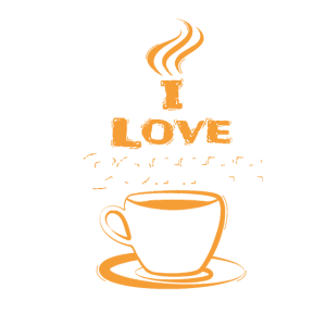 Ich liebe Kaffee - Liebeserklärung
