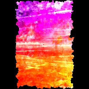 psychedelischer Himmel Wolkenmuster ws