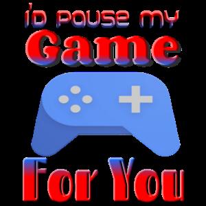 Videospiel-Spiel-Valentinstag-Gamer-T-Shirts
