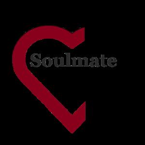 Soulmate Seelenverwandt Liebe Halbes Herz 2