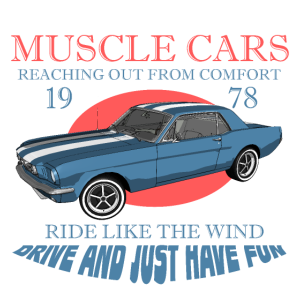 Muscle Car - V8 US Muscle Classic Cars