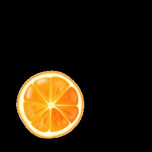 Orange Obst süß Frucht
