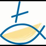 Ichthys Blau/Gelb