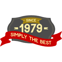 Since 1979 Simply The Best