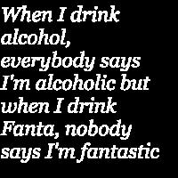Weißer Alkohol