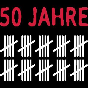 50 Jahre
