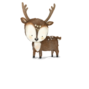 Oh Deer Reh Hirschgeweih Rehkitz Rotwild Geschenk