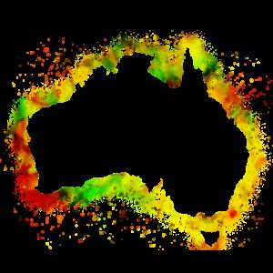 Australien Kontinente