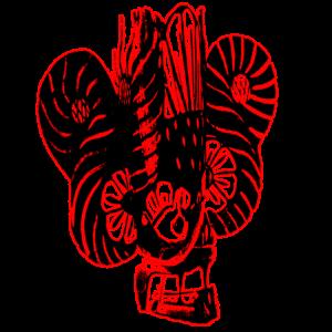 Krieger Totem