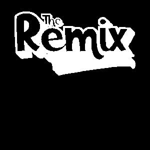 Remix Shirt Original und Remix Shirt Familie