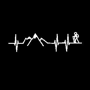 Wandern Herzschlag