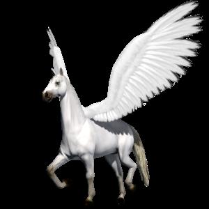 Pegasus, Pferd, Fliegendes Pferd, Pferd mit Flügel