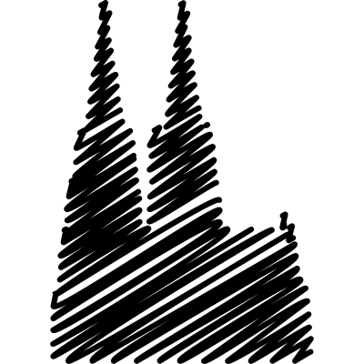 Dom Köln Colonia T-Shirt - Das T-Shirt für Köln, Kölner, Kölnerinnen und Christen - lustig cool witzig süß fun funny,Rheinland NRW,My shirt my voice,Mann Frau Kind,Köln Kölle Colonia Kölsch Dom T-Shirt Shirt,Kirche Religion Jesus Mann Frau Kind,1. FC Fußball Fan Liebe Deutschland,1  FC Fußball Fan Liebe Deutschland