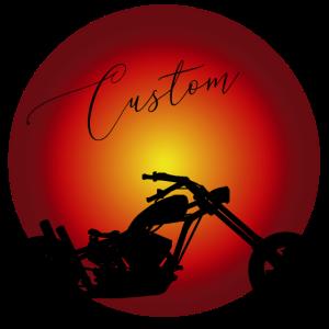 Custom bike Sonne Rocker Biker