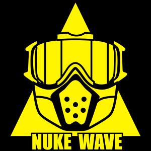 Nuke Wave Gotcha Endzeit Verktorprint