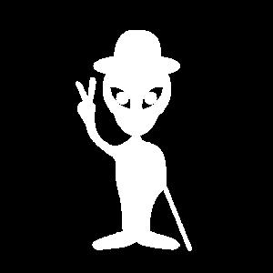 Chaplin alien