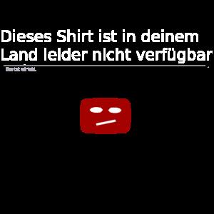 Dieses Shirt ist in deinem Land nicht verfügbar