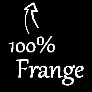 100% Frange Heimat Franken Geschenkidee
