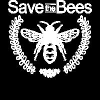 Save the Bees Imker Geschenk Biene Klima