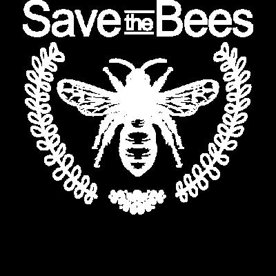 Save the Bees Imker Geschenk Biene Klima - Originelle Geschenkidee für einen Imker oder alle denen die Mutter Erde am Herzen liegt. Rettet die Bienen, weil sie wichtig für unsere Umwelt und Natur sind. - ökologie,öko,veganer,vegan,umweltverschmutzung,umweltschutz,umweltfreundlich,tierschutz,save the planet,save the bees,recycling,naturschutz,nachhaltig,klimawandel,insekt,imker imkerei,honigbiene honigbienen,honig hobby,entomologe,earth day,biologe,bio,aktivist,Natur,Klimaschutz