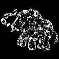 Elefant Kindermotiv