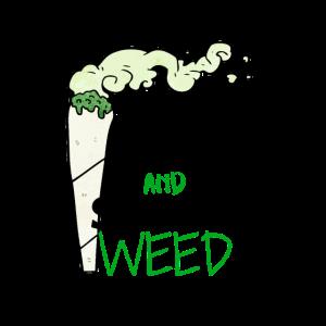 Keep Calm and smoke Weed Ganja